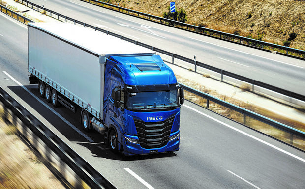 Iveco, LNG, S-WAY